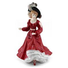 royal doulton patricia figurine - Google Search