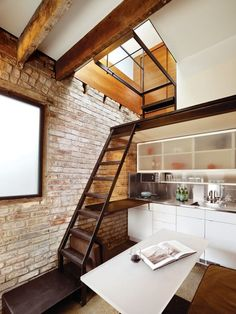 A Boiler Room Turned Perfect, Tiny House