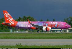 AirAsia, Airbus NEO A320-251n(WL), Kota Kinabalu - International (BKI - WBKK) Malaysia, September 16, 2016 by Ahmad Sallehuddin A.Sahak