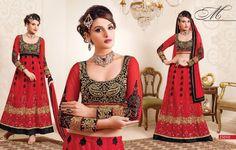 Buy Two in One Lehenga Choli and Anarakali Style Dress • Typify Fashion