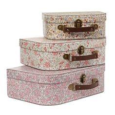asda vintage rose storage boxes set of 3 storage boxes asda