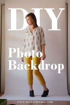 Are you a blogger or influencer looking to improve your home photo studio? Learn how you can easily create your own DIY photo backdrop for $50 or less.