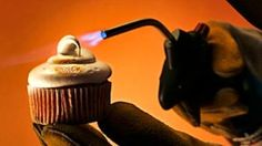 National Cupcake Day: S'more cupcakes, red velvet and more recipes Cooking Torch, Cooking Ribs, Cooking Steak, Cooking Turkey, National Cupcake Day, Spark Light, Modernist Cuisine, Marshmallow Frosting, More Cupcakes