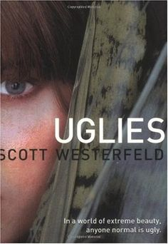 "Uglies Series by Scott Westerfeld: A teenage girl defies convention in a society where everyone is made ""pretty"" via a dubious operation when they come of age. Thought-provoking sci-fi YA quartet - my favourite was the last book, Extras."