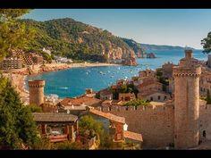Tossa de Mar, el paradís blau de la Costa Brava - @TossaTurisme - YouTube