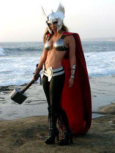 Sexy Thor Hard Body