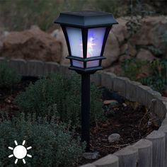 Lampada ad Energia Solare Lampione Oh My Home 5,32 € https://shoppaclic.com/illuminazione-solare/7545-lampada-ad-energia-solare-lampione-7569000766239.html