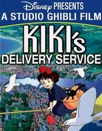 In director Hayao Miyazaki's gentle, animated adventure, young witch Kiki (voiced by Kirsten Dunst) moves away from her family to practice her craft, but she finds that making friends in a new town is difficult. With her cat, Jiji (voiced by Phil Hartman), in tow, Kiki puts her broom-flying skills to work for a baker's wife by starting an express delivery service. She quickly discovers, however, that she can't take her abilities for granted.