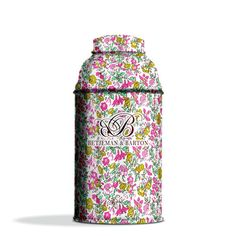 Betjeman & Barton Liberty tea tin