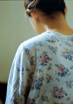 Floral print, yay
