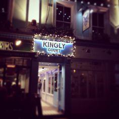 kingly Court , London