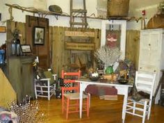 Image detail for -primitive furniture « Ann's Country Heart