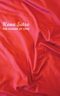 Book Cover Design: KAMA SUTRA