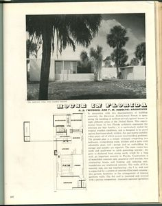 Revere Quality House Architectural Review June 1949 Part 1