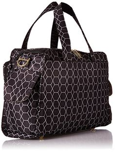 Ju-Ju-Be The Countess Legacy Collection Be Prepared Diaper Bag The Ju-Ju-Be Legacy Collection Be Prepared Diaper Bag is a smart bag with innovative designs and Cute Diaper Bags, Nappy Bags, Ju Ju, Legacy Collection, Baby Must Haves, Vaseline, Baby Products, Dark Colors, Innovation Design