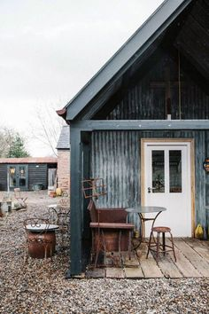 Rustic Porch | Outdoor