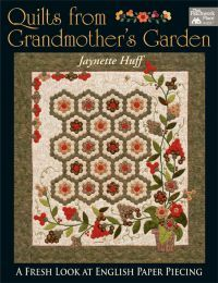 Blog Post Quilts from Grandmother's Garden