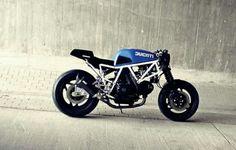 Ducati supersport café racer
