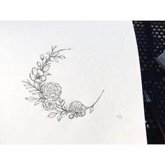 "<span class=""emoji emoji1f319""></span><span class=""emoji emoji1f337""></span><span class=""emoji emoji2728""></span><span class=""emoji emoji1f338""></span> . . #tattoo #tattoodesign #tattoos #illustration #drawing #sketch #moon #flowers #flowertattoo #tattooart #tattooartist #tattooist #tattooisteum #jeju #타투 #타투이스트 #타투이스트이움 #꽃 #꽃타투 #달 #일러스트 #드로잉 #스케치 #그림 #청주타투 #청주 #대전 #대전타투"
