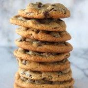 Crinkly Fudge Brownies | Handle the Heat