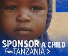 COMPLETE!!!!! Sponsor a Compassion child.