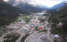 The townsite of Tungsten is located at Cantung Mine in the Northwest Territories. It is accessible from Watson Lake, Yukon. Tungsten was built in 1961 and the tungsten mine went into operation in 1962 as a large open pit mine high in the Mackenzie Mountains. I never actually visited this townsite. Apparently the minesite was originally mined for copper. Somebody looking at old cores put a UV light on them and they lit up - sheelite, tungsten ore, so back they went. Largest Countries, Countries Of The World, Robert Service Poems, Mackenzie River, Small Bungalow, Canada North, 70th Birthday Parties, Northwest Territories, North West