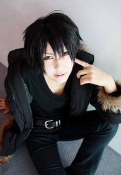 Izaya Orihara - Durarara - COSPLAY IS AMAZING!!!!!