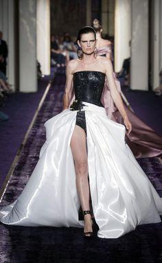 Atelier Versace - Haute Couture F/W '14/15 (Paris)