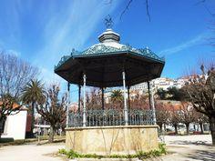 Reanimar os Coretos em Portugal: Coimbra