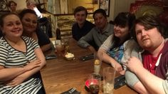 Uni night out in Camberley