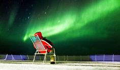 Seeing the northern lights is definitely on my bucket list.   Northern Lights cruises to brighten up your winter   Compass - Yahoo! Travel