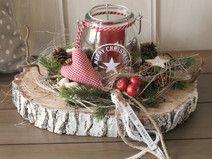 Weihnachts-Tischdeko   ★  Freudenfeuer  ★