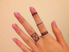 tiny tyler joseph finger tattoos
