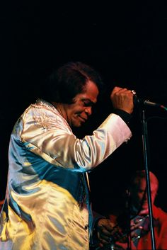James Brown at the African Festival of the Arts 2001.