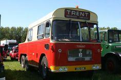 AEC 6x6 Bus recovery TRENT