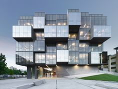 Saucier + Perrotte architectes - Project - UBC Faculty of Pharmaceutical Sciences/CDRD