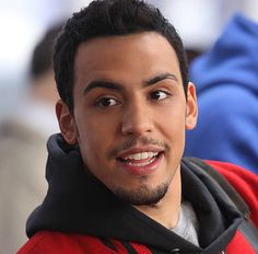 Victor Rasuk...before fifty shades and how to make it in america; we had five feet and rising and raising victor vargas!