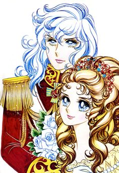 Rose of Versailles - Oscar -