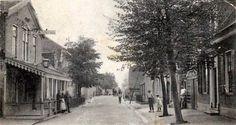 Aalsmeer Dorpstraat 1909