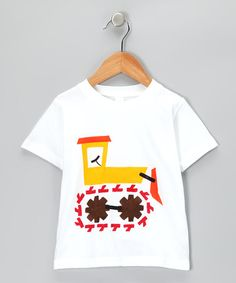 Take a look at this Tiny Tater Tees Bulldozer Organic Tee - Infant & Toddler by Simply Organic Collection on #zulily today!#fall