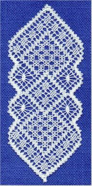 Many exampls and patterns marcapaginas-záložky - heli - Picasa Web Albums Bobbin Lace Patterns, Weaving Patterns, Thread Crochet, Crochet Doilies, Bobbin Lacemaking, Lace Heart, Lace Jewelry, Needle Lace, Lace Making