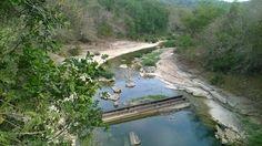 Broken bride at Oyo river