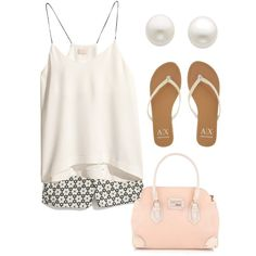 Ariana Grande Inspired Summer Outfit