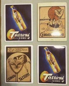 #garda #lake #gardalake #tassoni #tassonicedrata #pubblicità #anni50 #anni30 #saló #italy #altogarda #madeinitaly #quality by nicolabarbanera
