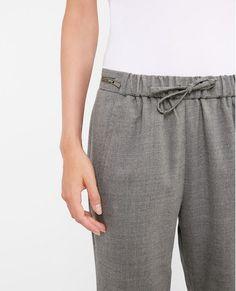 Pantalon jegging VALRAY - Couleur ANTHRACITE