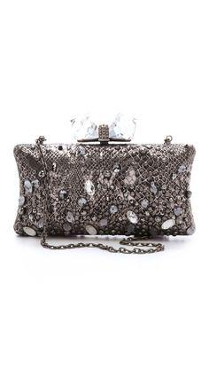 Overture Judith Leiber Vanessa Clutch Beaded Bags a2b802ee41869