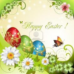 vintage happy easter images - Google Search