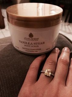 Buff away stress with soothing scents and natural cane sugar that exfoliate and rejuvenate your skin. Our body scrubs leave you feeling soft, supple and sparkly clean! Find a hidden jewel valued $10-7500 in every body scrub!