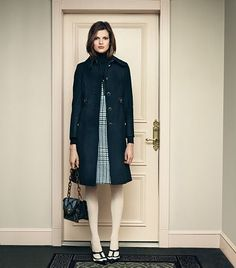 Ever-classic: Black & Blue | Womens Lookbook: Shop By Look | ToryBurch.com