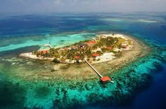 Hatchet Caye, Belize